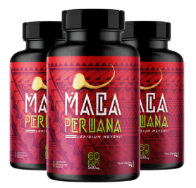 frascos maca peruana